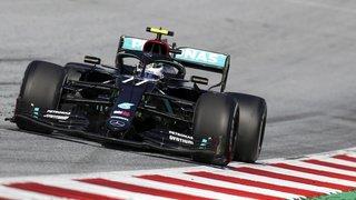 Formule 1 – GP d'Autriche: le Finlandais Bottas remporte une course folle
