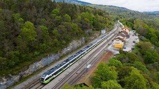 Canton de Neuchâtel: le calendrier du RER se dévoile