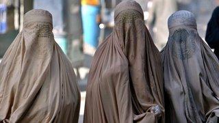 Débat: le parlement rejette l'initiative anti-burqa