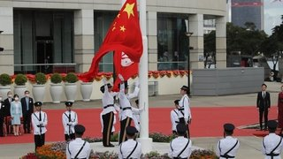 Hong Kong: la censure chinoise s'abat sur le territoire