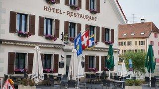 La Brévine inaugure son hôtel-restaurant ce vendredi