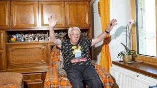 80 ans après, il se souvient parfaitement de ce bombardier qui s'est crashé près de Lignières