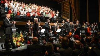 Cernier: la Fondation UBS soutient les Jardins musicaux à hauteur de 10000francs