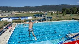 Val-de-Ruz: la piscine d'Engollon va reprendre du service
