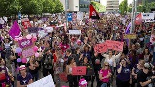 Chronique égalité: «On se mobilise malgré la crise»