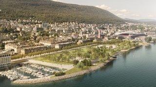 Neuchâtel: le PLR renonce à lancer un référendum contre le projet des Jeunes-Rives