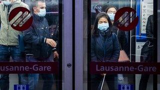 Coronavirus: le port du masque désormais obligatoire dans les transports publics
