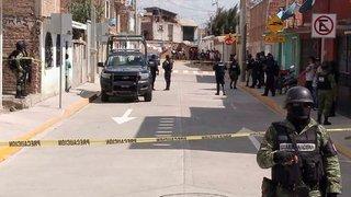 Mexique: au moins 24 morts dans un centre de désintoxication d'Irapuato