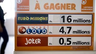 La Loterie Romande redistribue 224 millions de francs aux oeuvres d'utilité publique