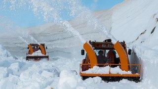 Routes suisses: le col du Nufenen rouvre vendredi