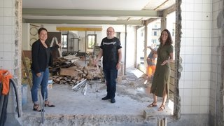 Val-de-Travers: le Cora construit son avenir