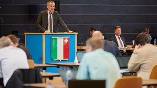 Le Grand Conseil neuchâtelois n'enterre pas la transparence fiscale