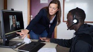 Canton de Neuchâtel: dix minutes de vidéoconférence pour décrocher un apprentissage