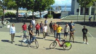On peut à nouveau louer des vélos au port de Neuchâtel