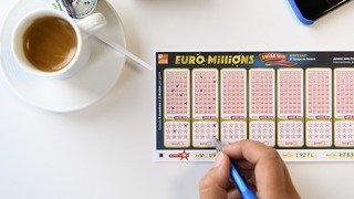 Pas de millionnaire à l'EuroMillions