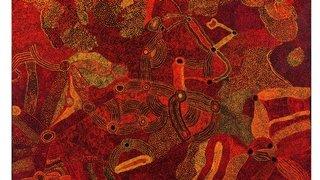 L'art aborigène australien à nouveau dévoilé à Môtiers