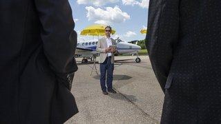 La Chaux-de-Fonds: un million et une équipe renforcée à l'aéroport des Eplatures