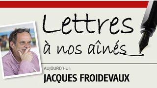 Jacques Froidevaux, de Plonk et Replonk, écrit à nos aînés
