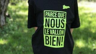 Un t-shirt pour soutenir les commerces de Val-de-Travers