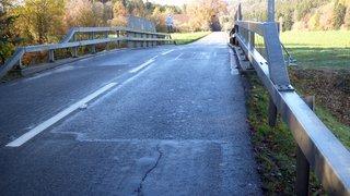 Fermeture de route et déviations à Montmollin