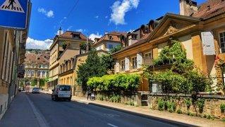 Neuchâtel: pas de voiture à la rue de l'Orangerie cet été