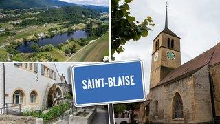 Saint-Blaise comme vous ne l'avez jamais vue