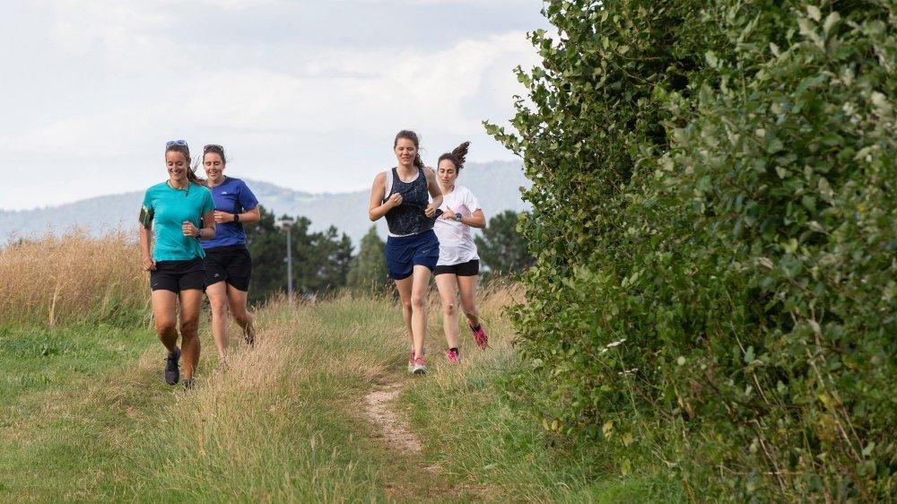 La participation à une étape du BCN Tour Challenge est bonne pour le moral et pour l'esprit de groupe.