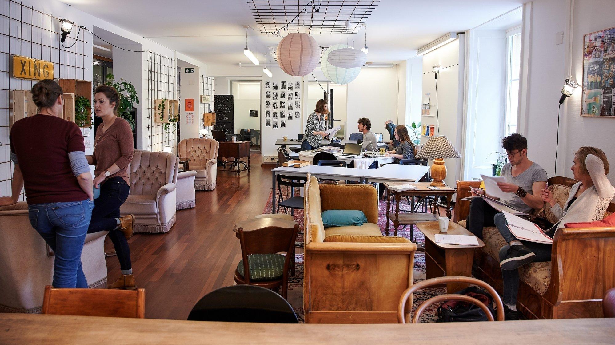 L'espace de coworking Hub, à Neuchâtel, lance la seconde édition de son programme d'incubation.