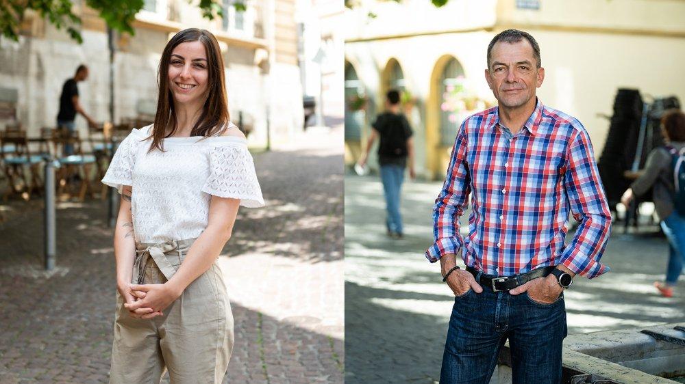 Roxane Paupe et Pierre Chaillou souffrent encore aujourd'hui de séquelles dues au Covid-19.
