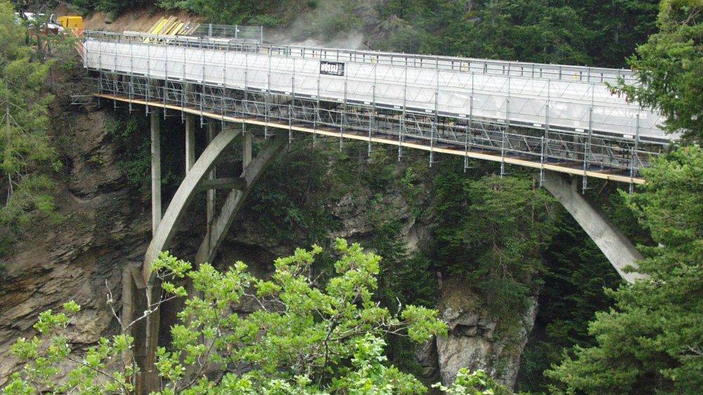 Pont de la lienne.