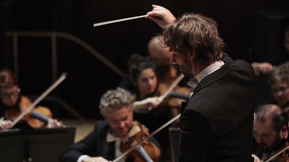"Victorien Vanoosten: ""Avec les musiciens, on s'adore!"""