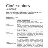 Ciné-seniors - Un divan à Tunis
