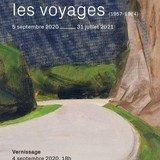 Albert Chavaz : les voyages -1957-1984-