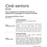 Ciné-seniors Nyon  - La bonne épouse
