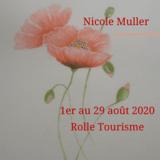 Exposition de Nicole Muller