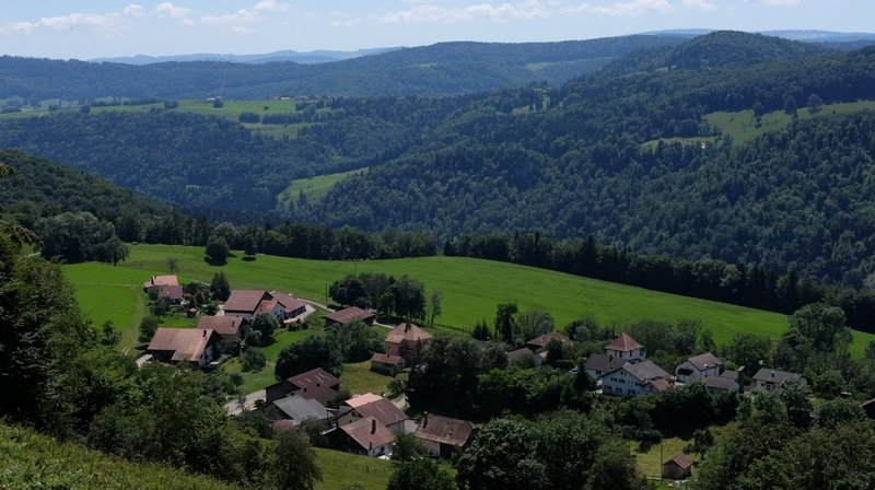 De Saint-Ursanne à Glovelier, un Jura de carte postale
