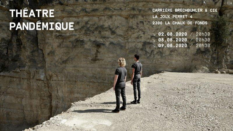 Dernières dates du drive in ''Théâtre Pandémique''