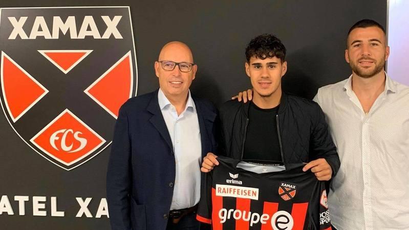 Transfert: Pedro Teixeira revient à Xamax