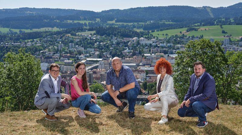 La Chaux-de-Fonds: les vert'libéraux veulent décrocher un premier siège à l'exécutif