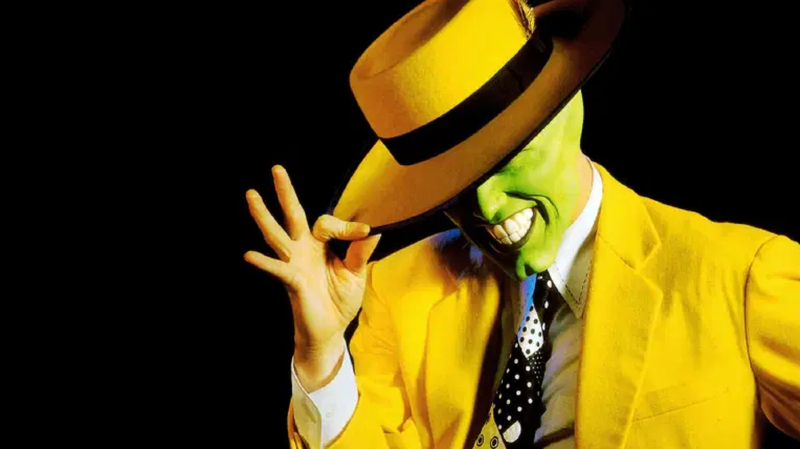 """""""The Mask"""" avait contribué à lancer la carrière de Jim Carrey."""