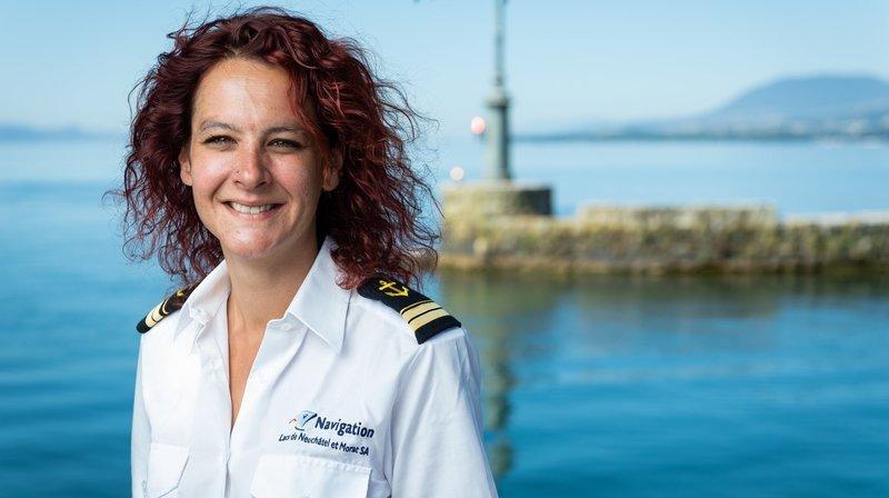 Corinne Stauffer, capitaine à La Navigation: «Je rêvais de devenir pilote»