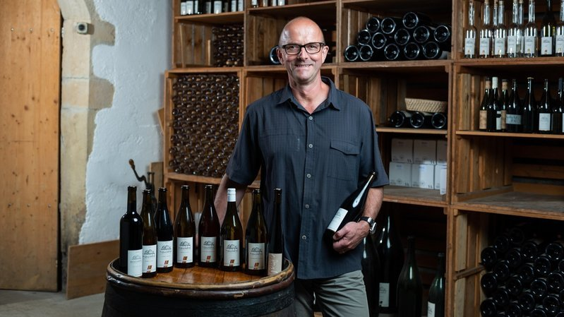 Prix Ambassadeur des vins de Neuchâtel: «C'est une belle reconnaissance»