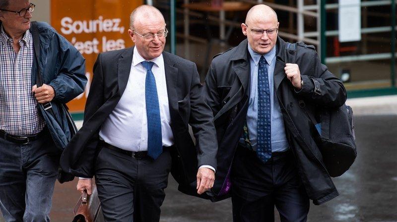 Procès d'Yvan Perrin: des politiciens s'inquiètent des dérives à l'UDC