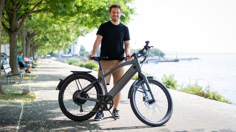 Ces Neuchâtelois adorent leur vélo électrique