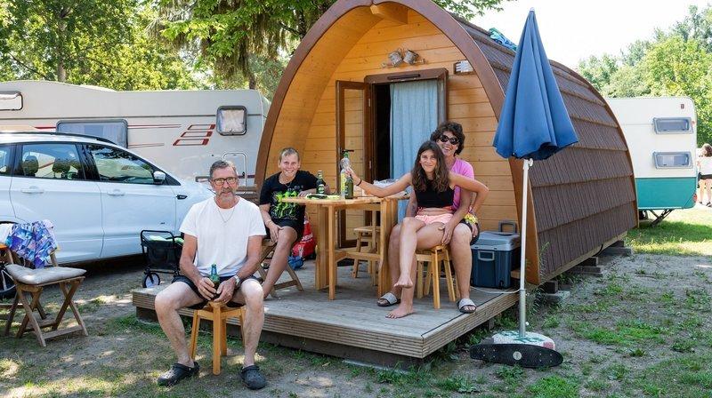 Pour un été plein de charme, optez pour le camping glamour