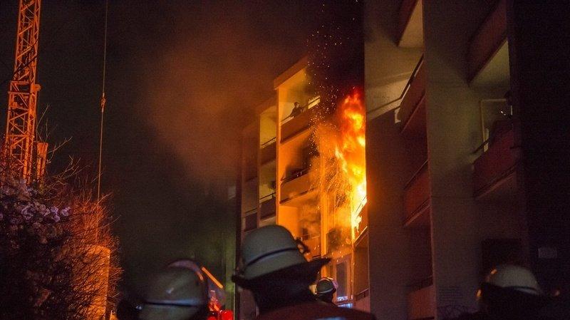 Berne: corps d'une femme retrouvé dans un appartement brûlé