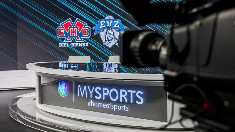 Football ou hockey? Les abonnés de TeleClub et de MySports pourront regarder les 2 sports dès l'automne
