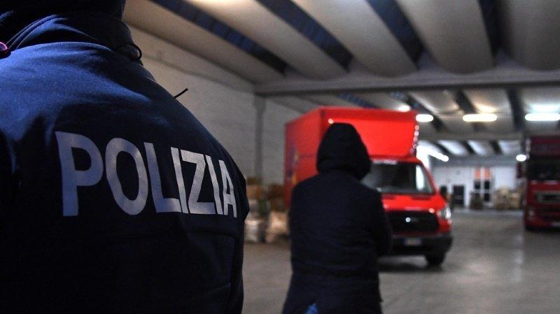 Criminalité: environ 400 membres de la mafia vivent en Suisse