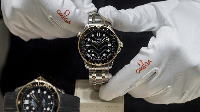 Horlogerie: les montres suisses ont la cote auprès des Britanniques