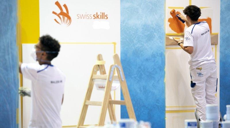 Neuchâtel: neuf jeunes artisans et ouvriers représenteront le canton aux SwissSkills 2020